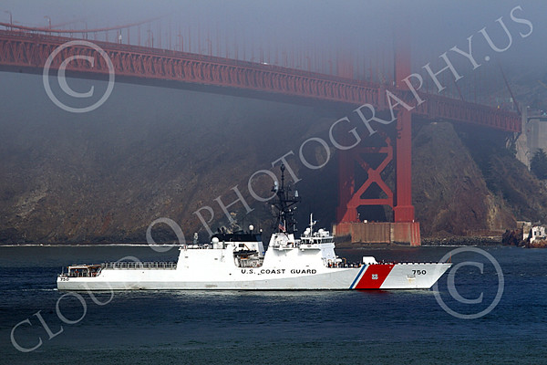 U.S. Coast Guard USCGS Bertholf (WMSL-750) Maritime Security Cutter Warship Pictures