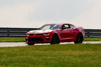 2020 SCCA TNiA June Pitt Race Interm Red Camaro