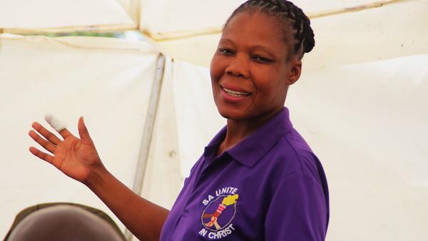 Reconciliation in Mamelodi West, Pretoria/Tshwane
