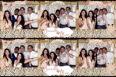 Jannelle & Max's Wedding