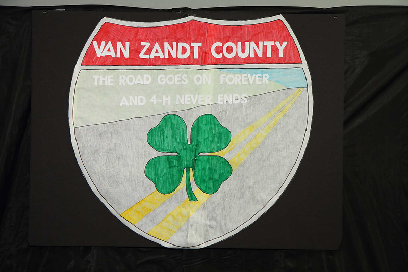 Van Zandt County 4-H Awards Banquet 2011