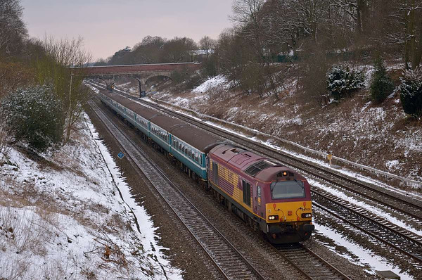 Trains February 2012