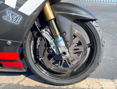Suzuki Hayabusa w/ Yoshimura X1 Kit (SA) on IMA