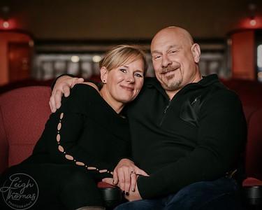 Christina & Jeff Engagement