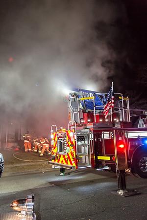 Maywood NJ 2nd Alarm, 100 Demarest Pl. 01-20-19