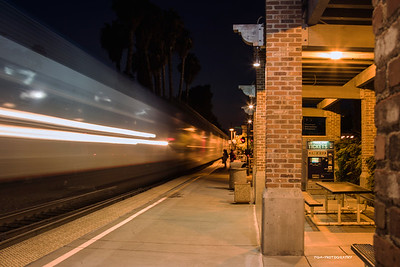 San Juan Capistrano Train Station - 7/12/17