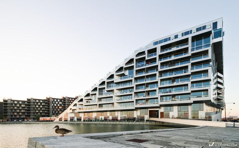 BIG Housing in Ørestad