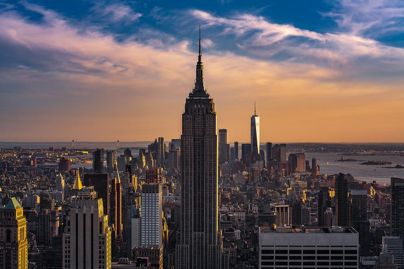 Sun Showers to Towers ||New York
