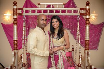 Priya & James' Sangeet