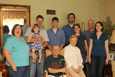 Pankau Family