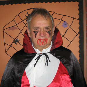 Hallowe'en 2008 at Bishop Belleau School