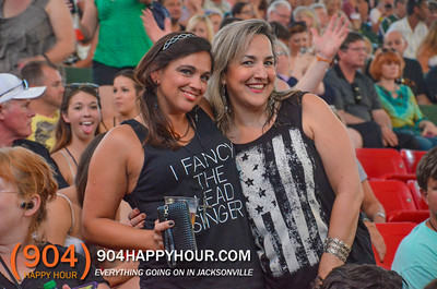 Goo Goo Dolls and Daughtry @ St. Augustine Ampitheatre - 6.19.14