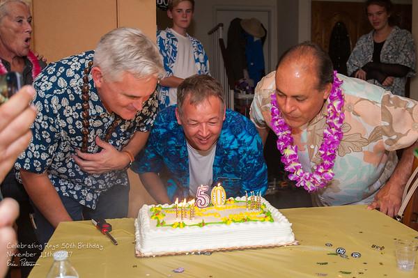 Roys 50th Birthday