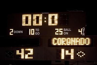 09/19 vs Coronado