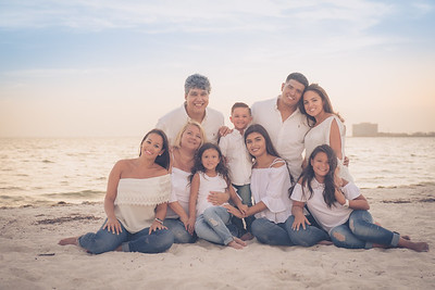 Ariza Family Session