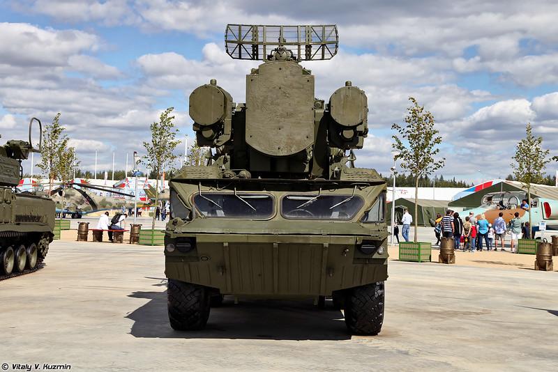 Боевая машина 9А33БМ3 ЗРК Оса-АКМ (9A33BM3 TELAR from Osa-AKM system)