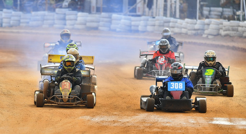 Last round Riverland Championship from Renmark Dirt Club