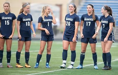 SHS girls soccer vs Cherry Hill East 091818
