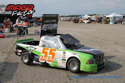 Grand Bend Int'l Speedway- Aug 13
