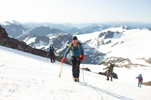 Miyar Adventures: Glacier Peak 18-21 July
