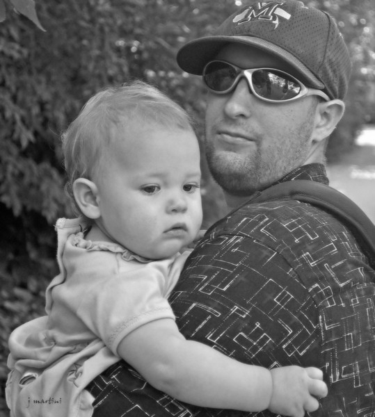 V and Uncle E 5-31-2012.jpg