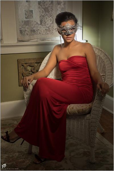 Mascarade at Shuster Mansion
