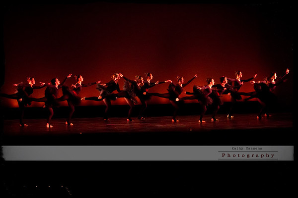 Ballet 7 - Killing Me Softly