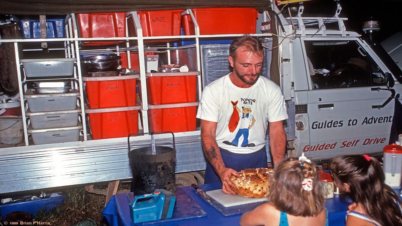 Cape York 1989 4x4 adventure in June