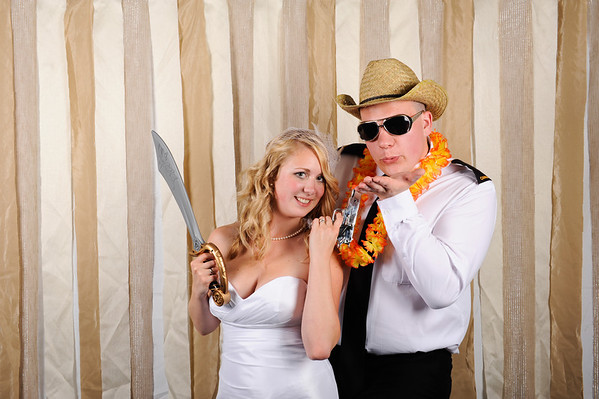 Carolyn & Scott | Photobooth