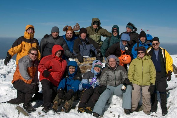** Hockeycrew finishes the NH48 on Moosilauke: Oct. 30 **