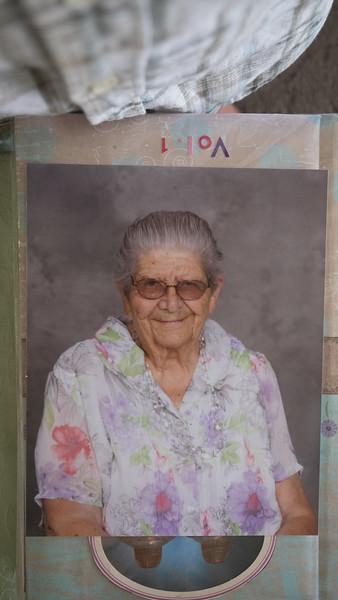 150608 ROSA STEHLI 95TH BIRTHDAY PHOTO