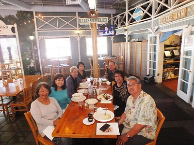 Banning Mini Reunion Lunch 2018