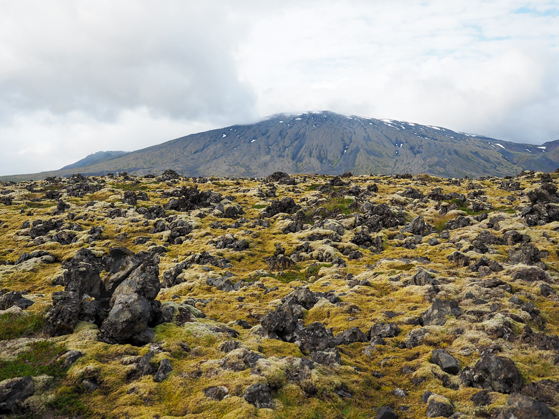 Snæfellsjökull lava field