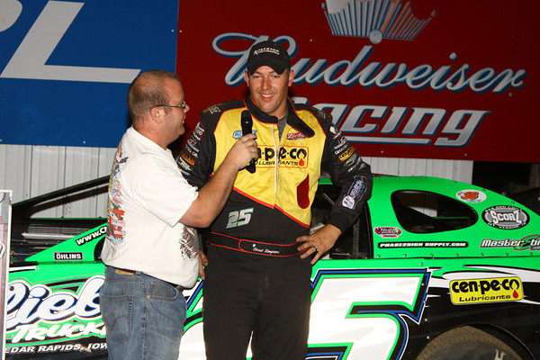 Fayette County Speedway - IA