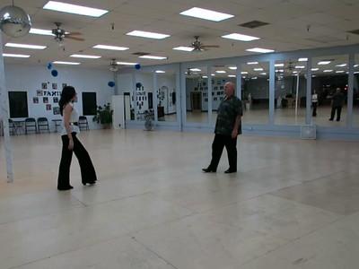 Selena & Marcus dance