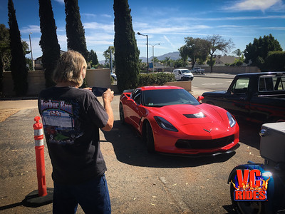American Hot Rods & Classics Morning Coffee Cruise  9-14-19