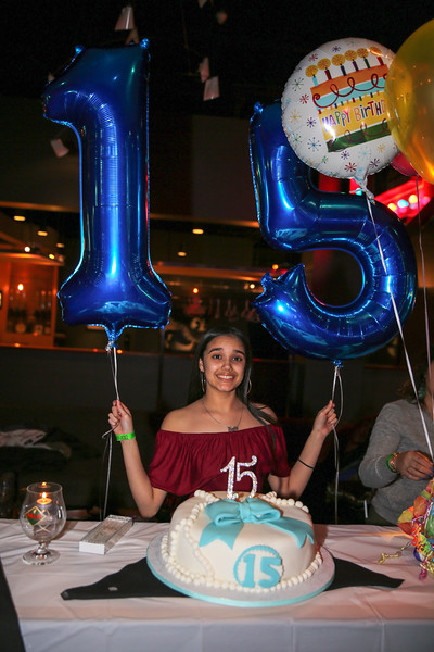 Kayla's 15th Birthday