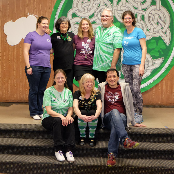 Instructors at 2016 March Madness Workshop