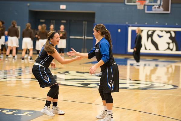 2016-17 Varsity Women's Basketball
