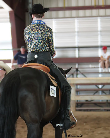 Youth Western Horsemanship