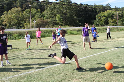 Dar Kickball Tournament 25 September 2014