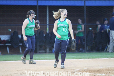 Softball: Dulles District Finals and Postgame Awards - Briar Woods vs. Woodgrove