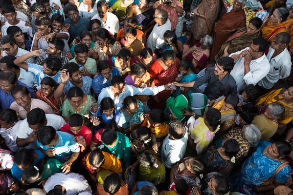 India: Mylapore Temple