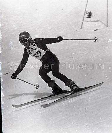 B+W Ski Races