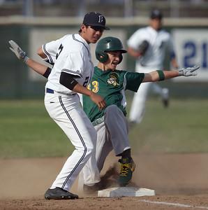 Castro Valley High boys shut out Encinal High 7-0