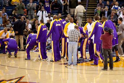 Lakers November 28,2009