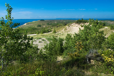 Sleeping Bear Dunes 2008