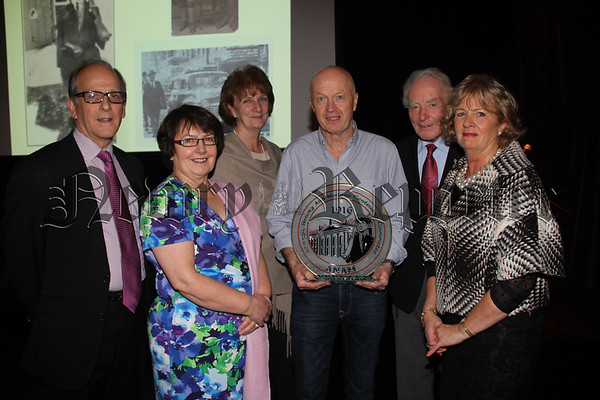 COMMEMORATIVE PLAQUE PRESENTED TO DESCENDENTS OF PATRICK RANKIN