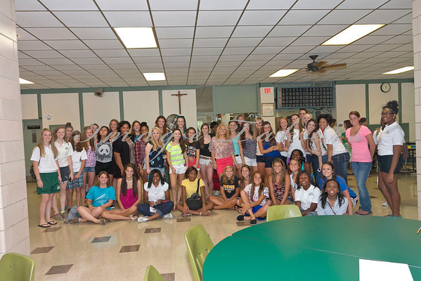 2012 Fresh Junior Orientation