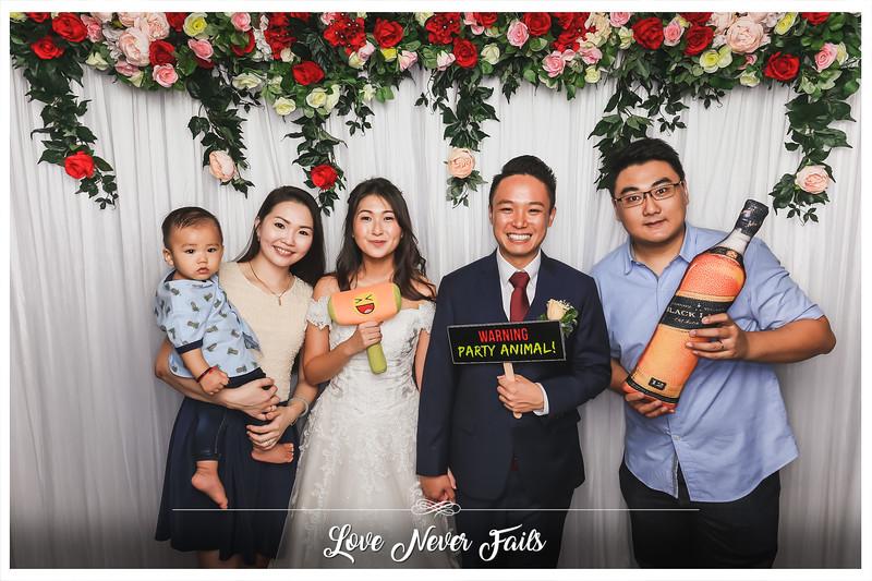 Wedding of Sunny & Fiona | © www.SRSLYPhotobooth.sg